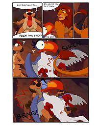 A Crush On The Bird - part 2