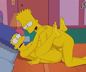 Slut Marge Simpson