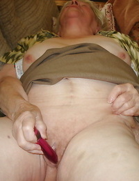 Granny with saggy boobs - part 2649