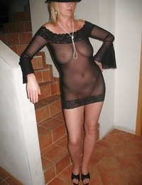 Scorching naked granny - part 1584