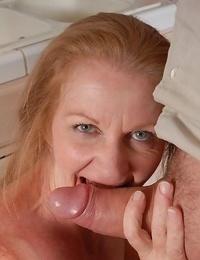 Granny fucked numerous climaxes - part 2430