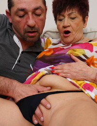 Mature woman getting highly naughty - part 3562