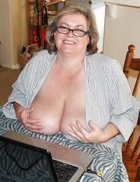 Granny old mature - part 3545