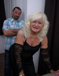 Wild mature lady fooling around with her paramour - part 164
