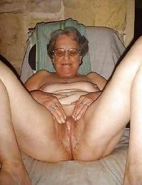 Hot nude granny - part 1894