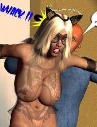 Blackstar - Interview With A Heroine - part 4