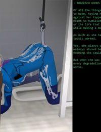Metroid - Toadeach Goods - part 2