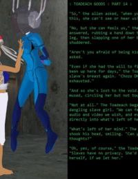 Metroid - Toadeach Goods - part 3