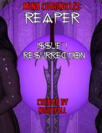 Mina Chronicles Reaper - Issue 1 Resurrection