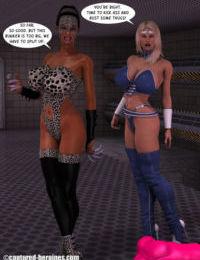 Volition & The Cheetah - part 2